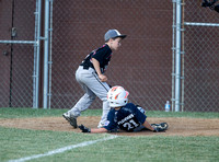 7/1/2016 PA D25 LL Oil City vs Franklin 9-10yr Baseball