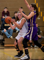 12/13/2016 North Clarion vs Cranberry Girls Varsity Basketball
