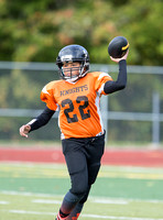 09/30/2017 Cranberry vs Franklin Orange Youth Football