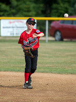 7/21/2016 PA Section 1 LL Clarion vs DuBois 8-10yr Baseball