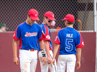 07/28/2017 PA Jr League State Championship Selinsgrove vs Lakeview Baseball